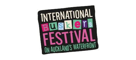 International busker festival Auckland with surprise effect