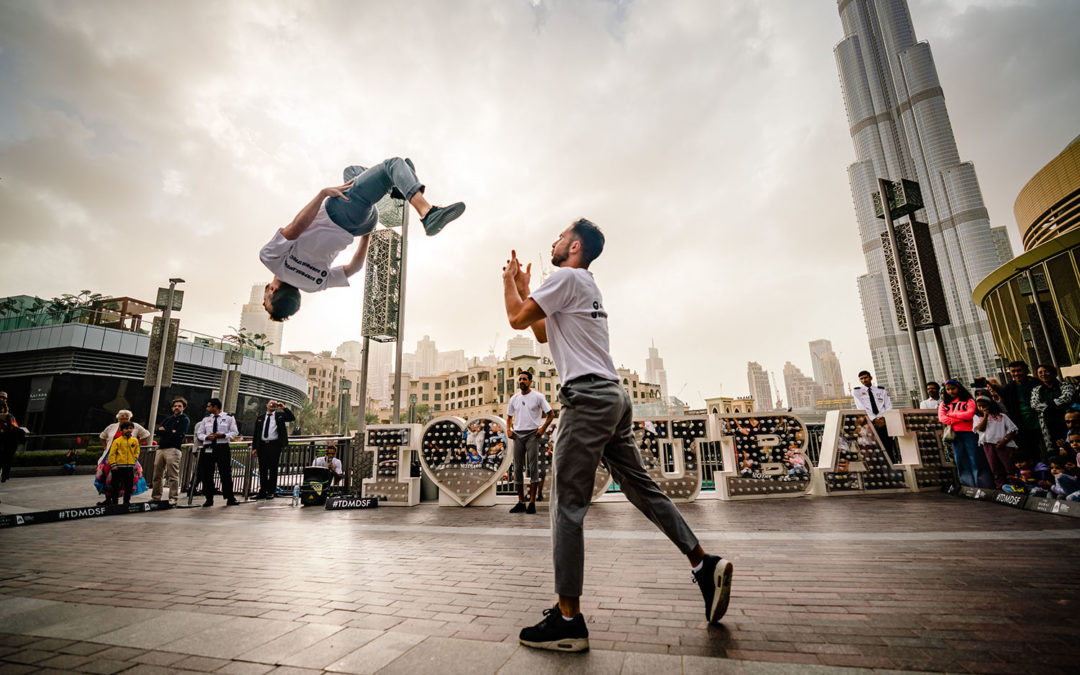 Une expérience de Fou à Dubai, 10 jours de spectacle