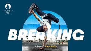 Le breakdance de la rue au jeux olympique